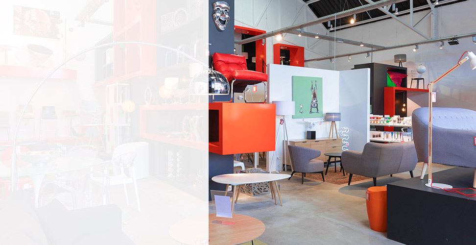 Magasin de meubles Alterego Design à Paris-Ouest - Coignieres