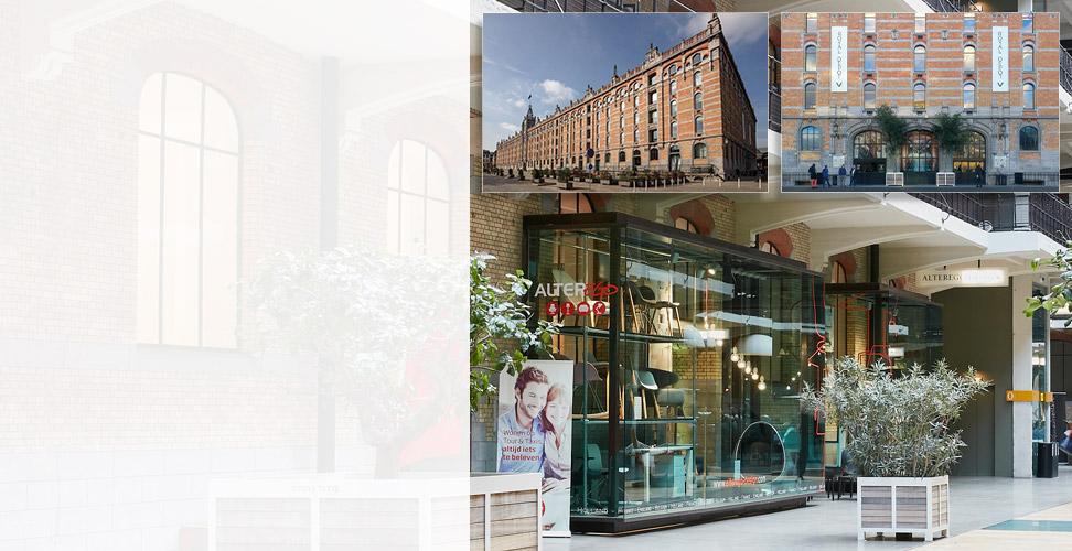Magasin de meubles à Bruxelles - Alterego Design