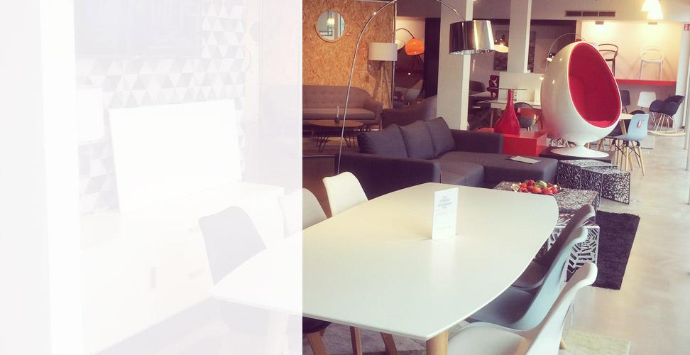Design meubelen winkel in Gent | Alterego