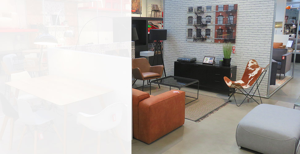 Magasin de meubles Alterego Design a Liege - Alleur