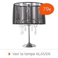 Rentree 2015 Alterego - Lampe de bureau KLASSIK
