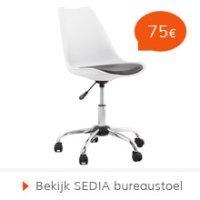 Het nieuwe schooljaar 2015 - SEDIA bueaustoel
