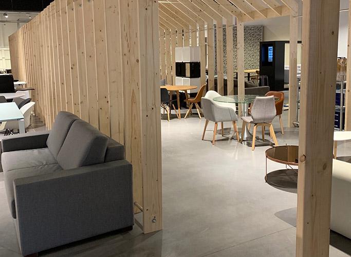 Nouveau magasin de meubles Alterego à Namur - Photo 1