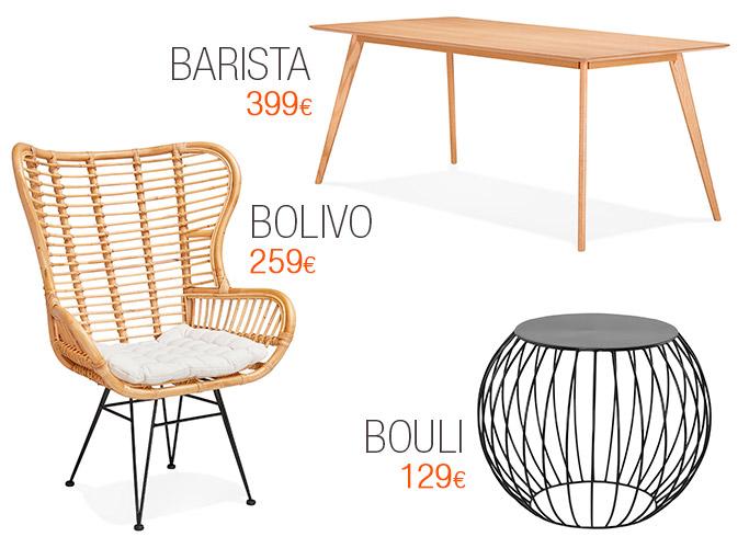 Les meubles tendances pour cet été - Photo 1 - Alterego Design