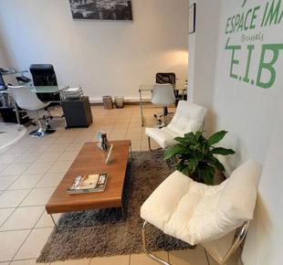 Décoration intérieure - Agence immobilière Espace Immo Bruxelles