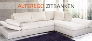 Alterego Design zitbanken