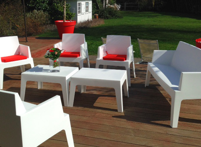 Comment meubler terrasses et balcons ?