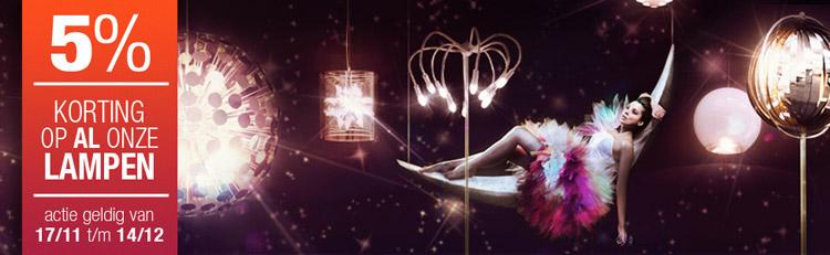 Promoties op verlichting - Alterego Design