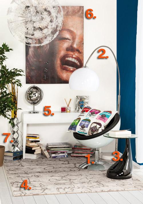 Leeshoek / ontspanningsruimte - Alterego Design