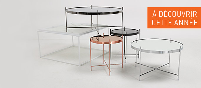 Collection table d'appoints