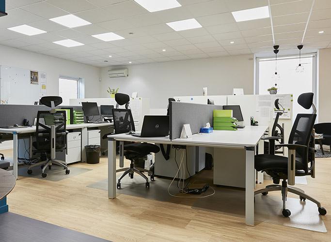 L'aménagement des bureaux professionnels - Alterego Design