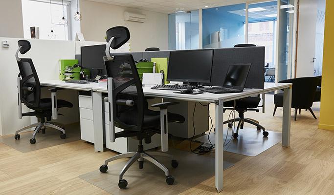 Aménagement des bureaux d'entreprise - Mobilier de bureau professionnel