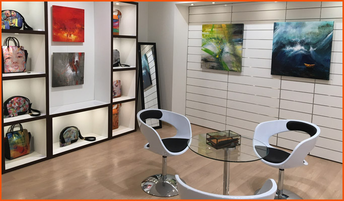 Magasin arts2be - Alterego Design - Photo 1