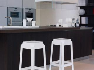 Bar de cuisine sur le plan de travail - Alterego Design
