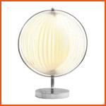 Alterego deco voorwerpen - LUNA tafellamp