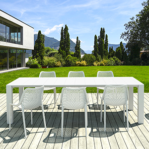 Table de jardin extensible ELASTIK