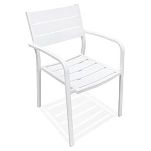Chaise de jardin en aluminium MOREA
