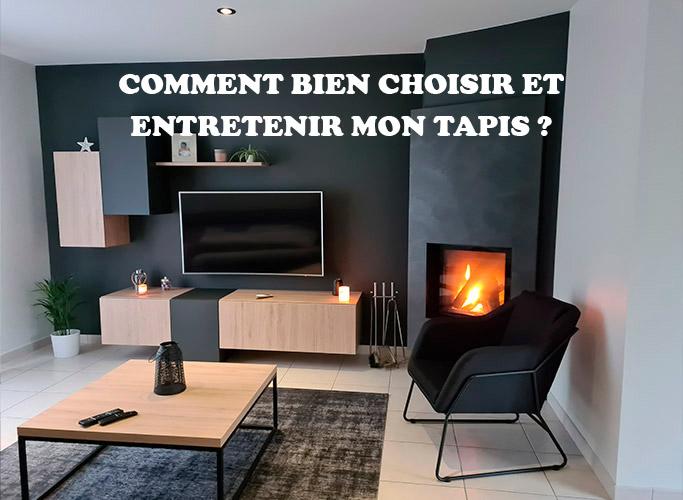 Comment bien choisir et entretenir mon tapis ? - Photo 1 - Alterego Design