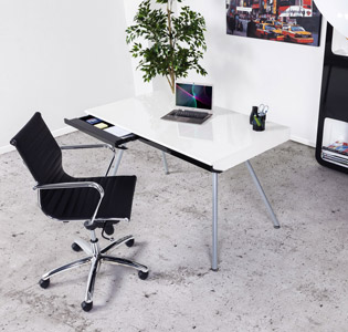 Decoration de bureau dans le salon/la chambre - Alterego Design