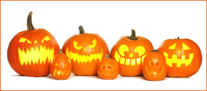 Halloween pompoen - Alterego Design