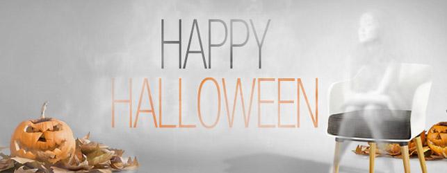 Versier uw huis met de kleuren van Halloween!