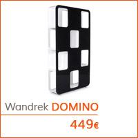 Eetkamer meubelen - Wandrek DOMINO