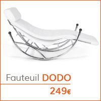 Mobilier de salon - Chaise longue DODO