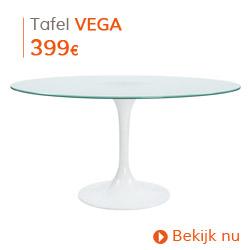 Vintage - Ronde tafel VEGA
