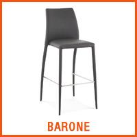 Tabouret de bar BARONE - Nouveaute Alterego