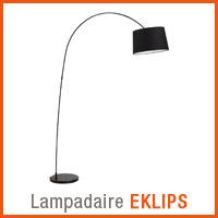 Nouveaux luminaires Alterego - Lampadaire EKLIPS