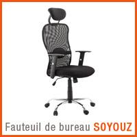 Fauteuil de bureau Alterego - Fauteuil SOYOUZ