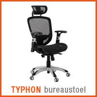 Alterego bureaustoel - TYPHON bureauzetel