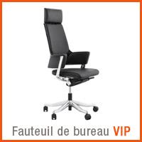 Fauteuil de bureau Alterego - Fauteuil VIP