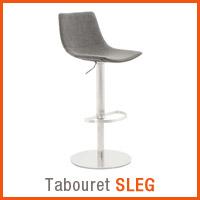 Meubles scandinaves Alterego - Tabouret SLEG