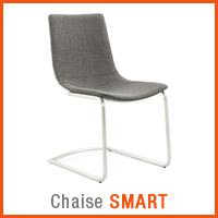 Meubles scandinaves Alterego - Chaise SMART