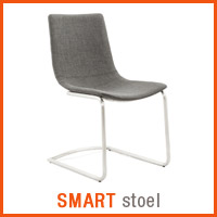 Meubles scandinaves Alterego - Chaise SMART