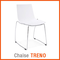 Meubles scandinaves Alterego - Chaise TRENO