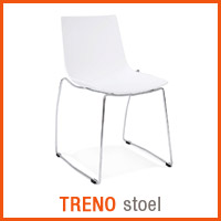 Meubles scandinaves Alterego - Chaise TRENO