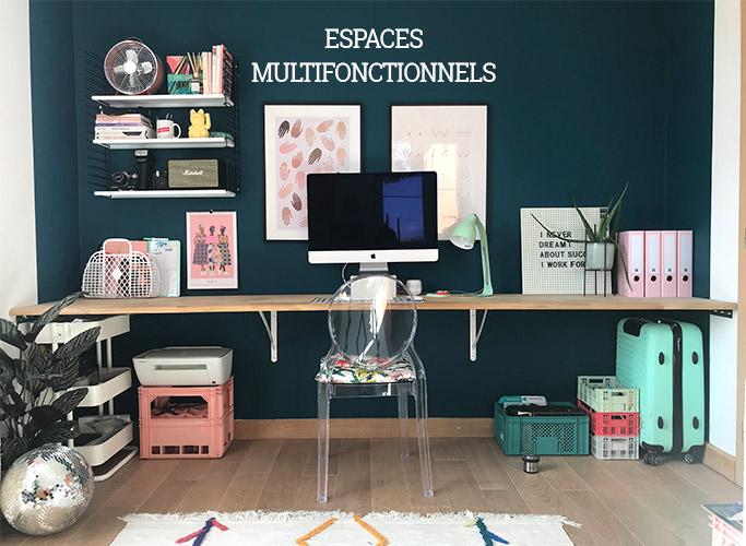 Optimisez votre intérieur avec des espaces multifonctionnels !  - Photo 1 - Alterego Design