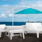 Haal de parasols maar boven, het is zomer!