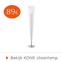 Moederdag - KONE staanlamp