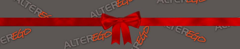 Uw eindejaarsgeschenken kiezen! - Alterego Design