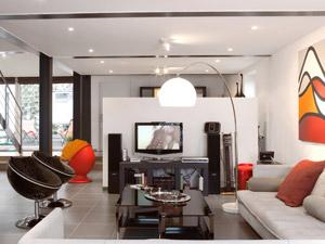 Design interieur retro