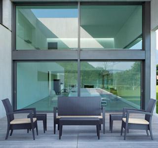 Salon de jardin TENERIF - Alterego Design