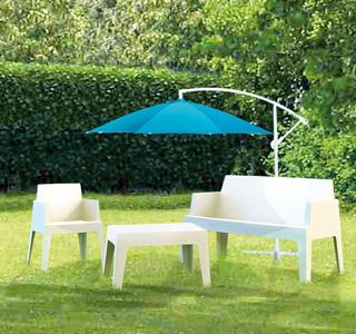 Parasol déporté Altergeo Design