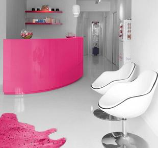 Décoration intérieure - Institut de beauté Beauty Gentiane