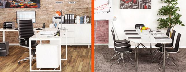 Le mobilier d'entreprise - Une image de marque
