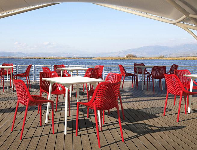 Ergonomie - terrasse chr - Alterego Design