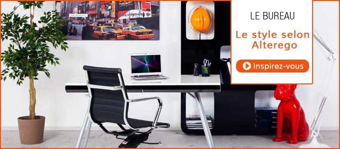 Style et inspiration Alterego - Le bureau
