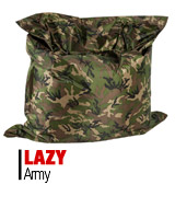 Valentijndag - Poef LAZY ARMY - Alterego Design